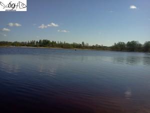 Река Созь Мыслятино