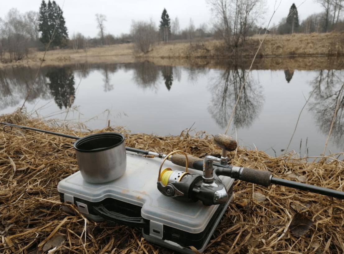 Спиннинг на реке Тверца