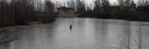 Рыбалка в Весьегонске в апреле 2020