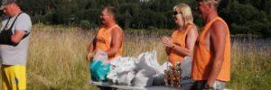 Чемпионат города Твери по ловле рыбы донной удочкой